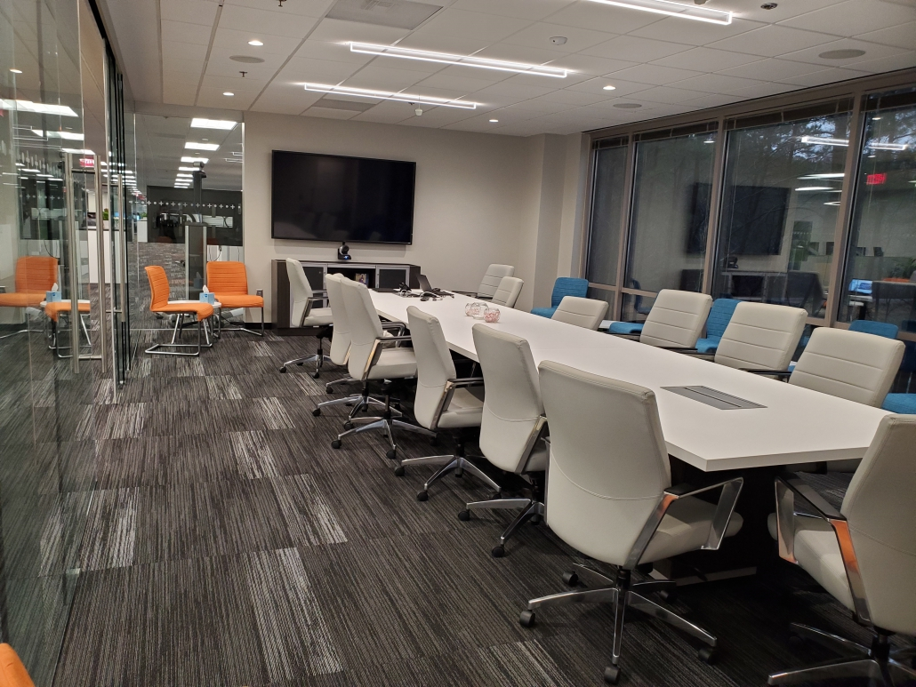 Synergis Conference room