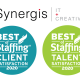 Best of Staffing Award Win