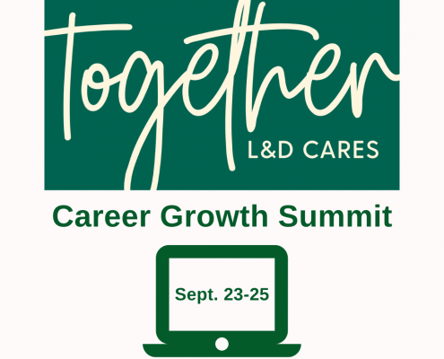 L&D Cares Career Growth Summit