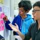 UX team whiteboard