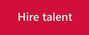 hire talent button